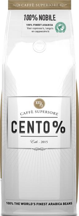 Cento Nobile espressobonen | Caffè Cento%