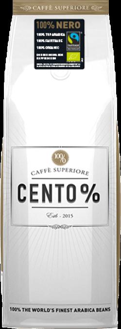 Cento Nero | espressobonen | Caffè Cento