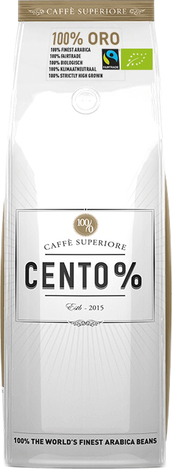 Cento Oro | Espressobonen | Caffè Cento